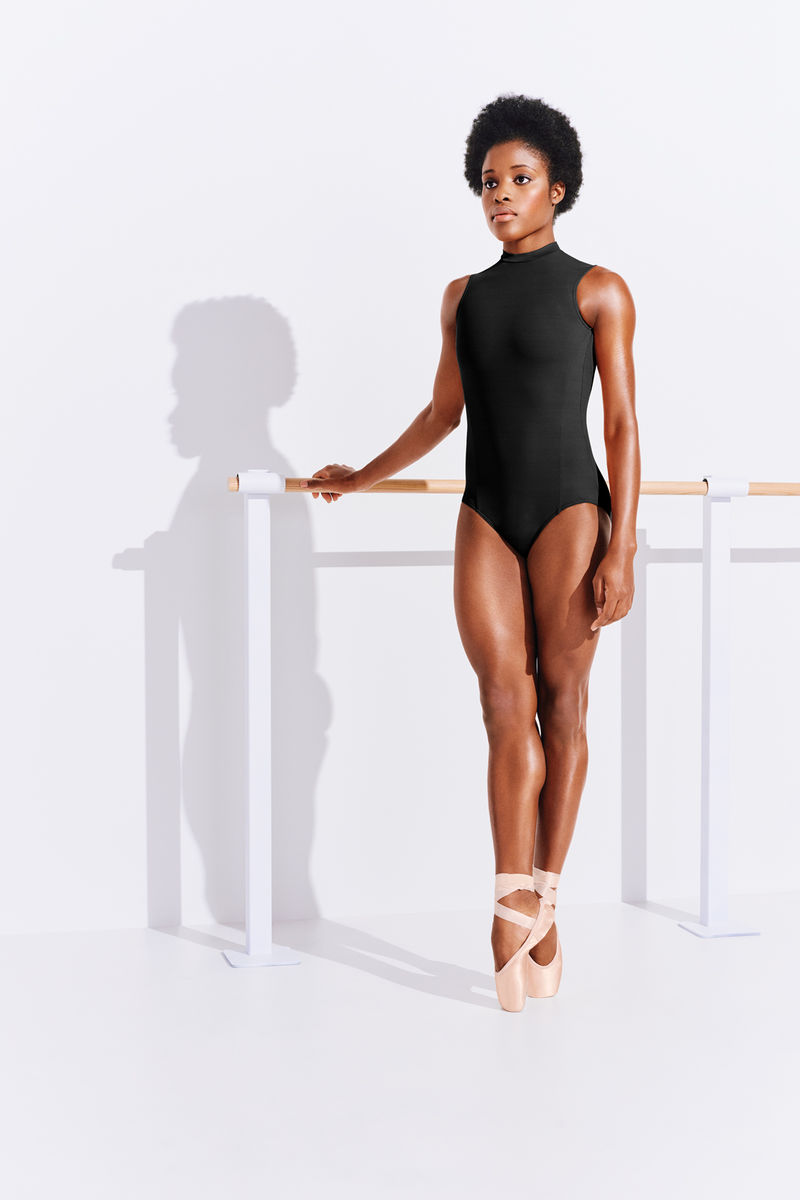 ba1153149866 Capezio TC0048W Polo neck leotard
