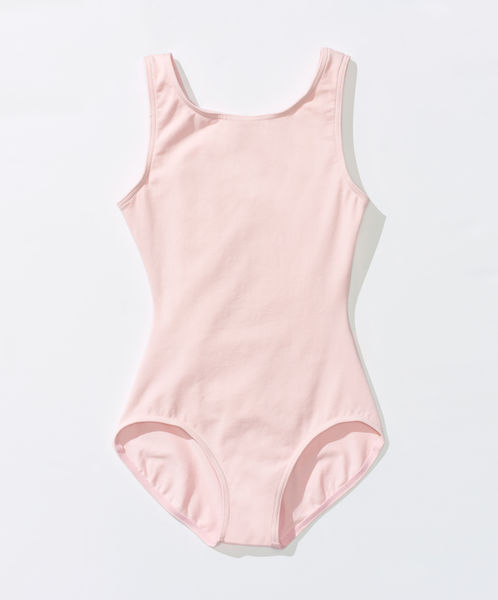 CC201C High neck tank leotard