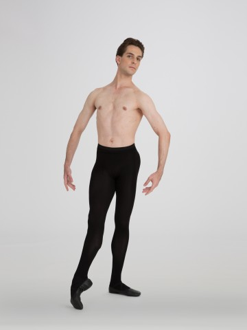 MT11 Men's Knit Footed Tight w/Back Seams